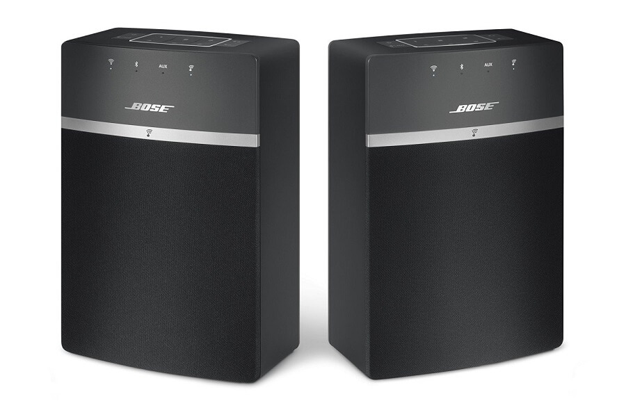 Bose SoundTouch 10 speakers