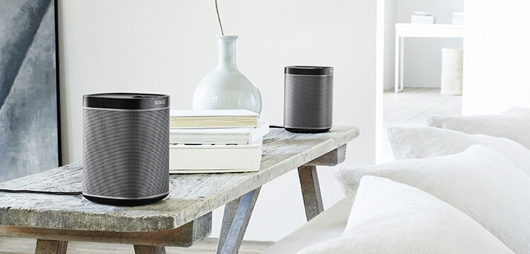 sonos play1 speakers