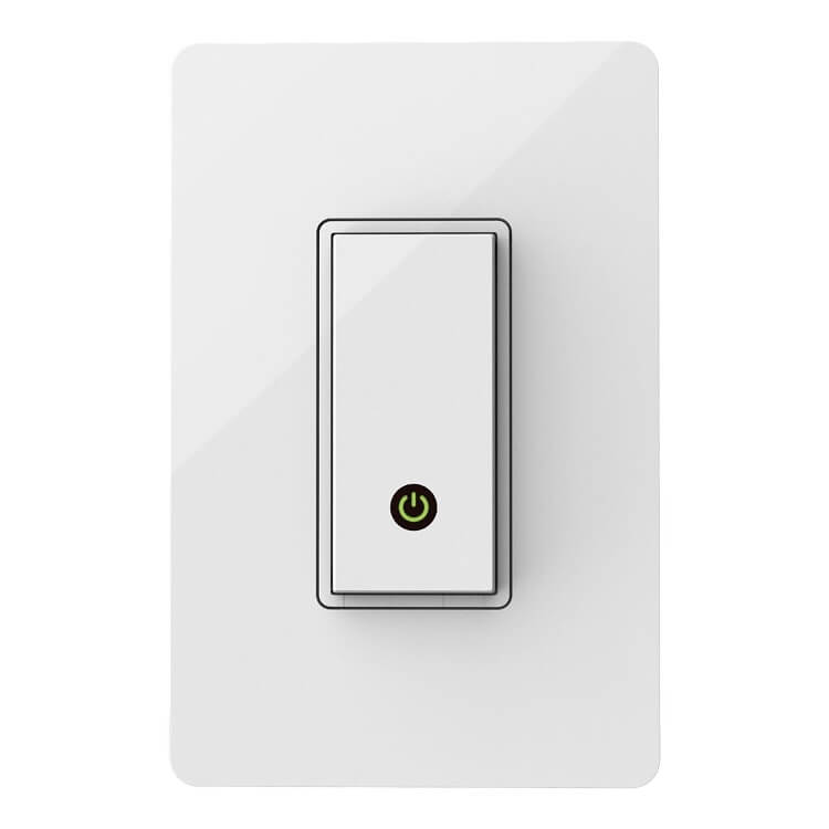 wemo smart home switches
