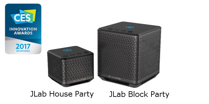 JLab speakers