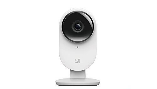 yi wireless camera for a home