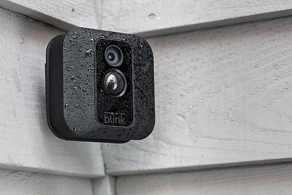 blink home camera system