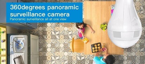 12 Best Light Bulb Camera Solutions • Ensmartech