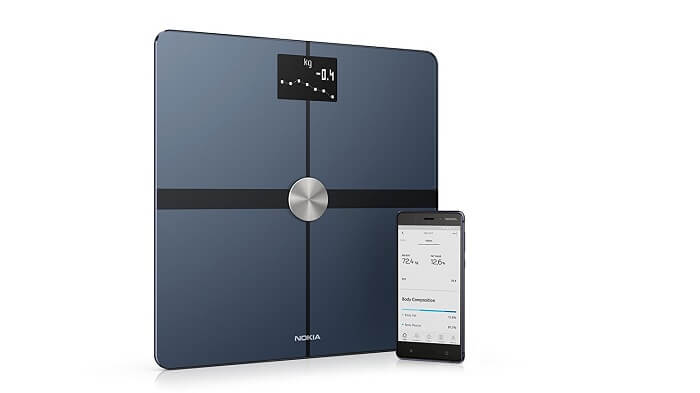 nokia smart bathroom scale