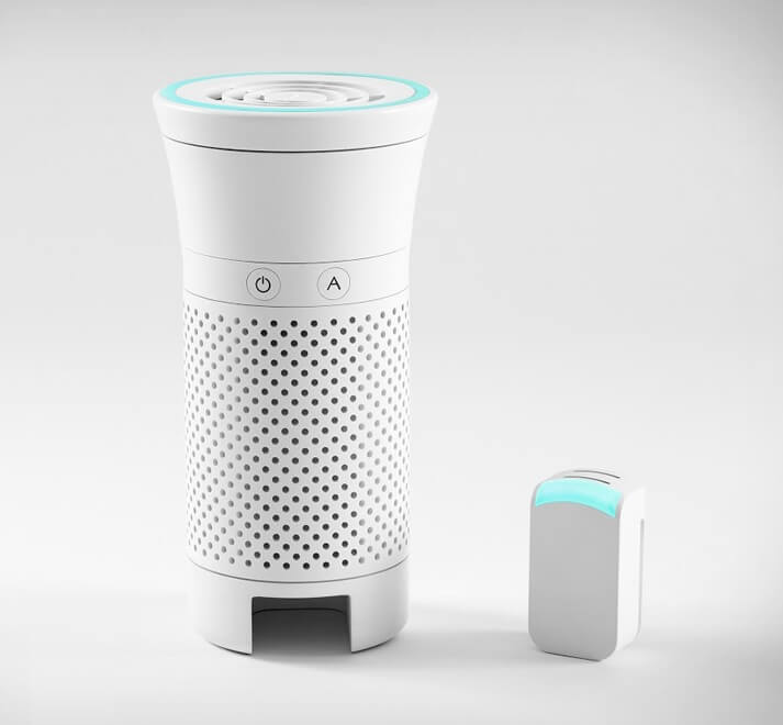 wynd small air purifier