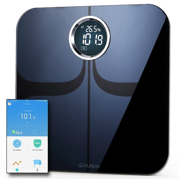 yunmai smart bathroom scale