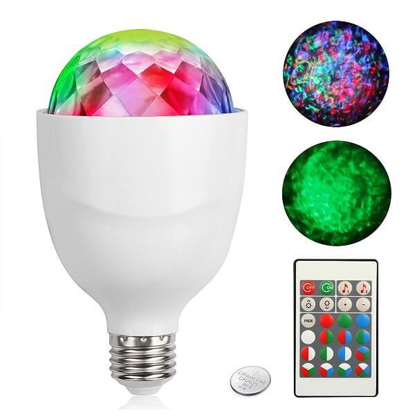 OTTFF smart disco balls