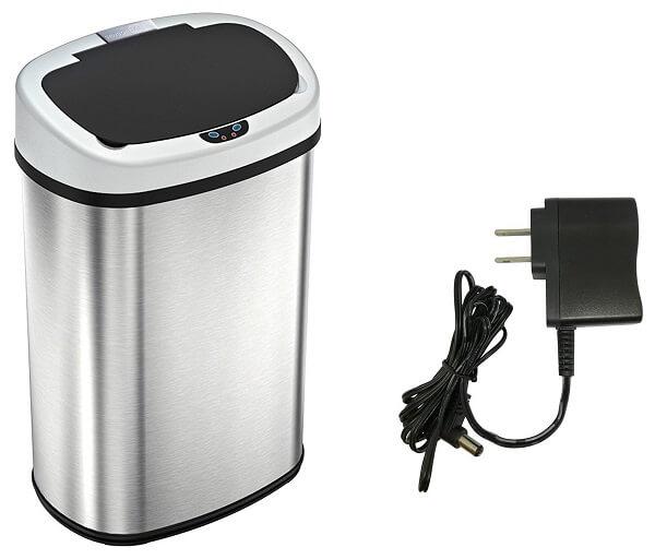 sensorcan automatic trash can