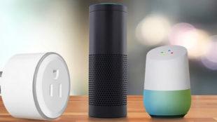 smart home plug