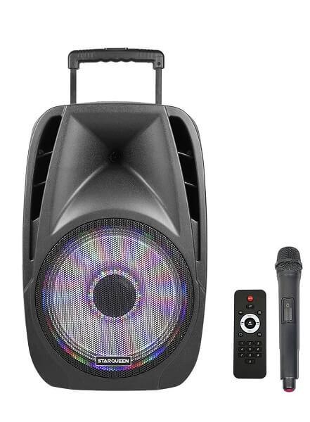 starqueen portable sound system