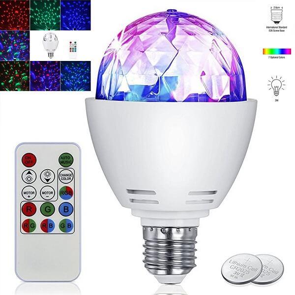 upbasicn smart disco balls