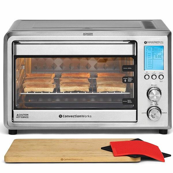 ConvectionWorks best smart oven