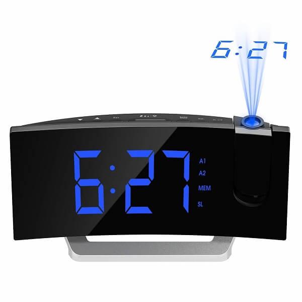 Mpow gen3 smart projection clock