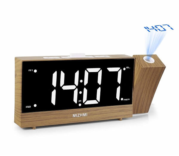 Best Smart Projection Clock for Your Nightstand • Ensmartech