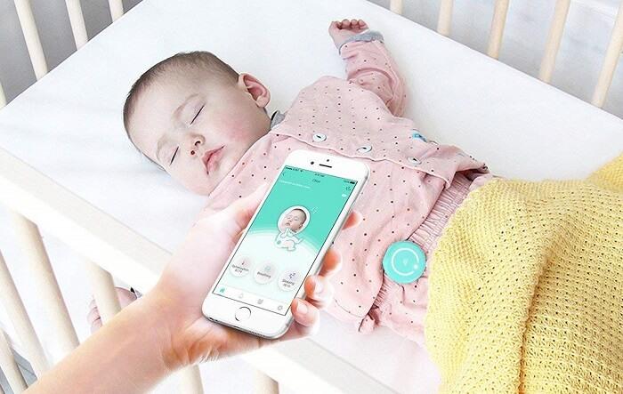 allb baby breathing monitor