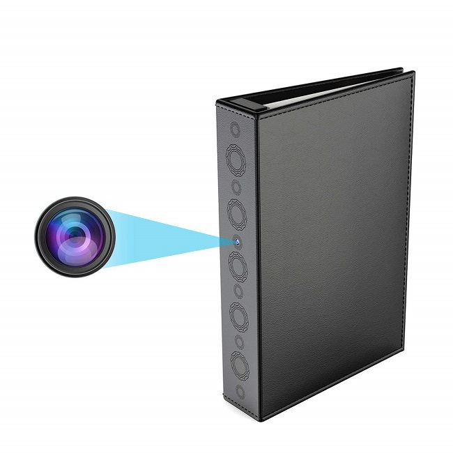 book hidden camera solutions