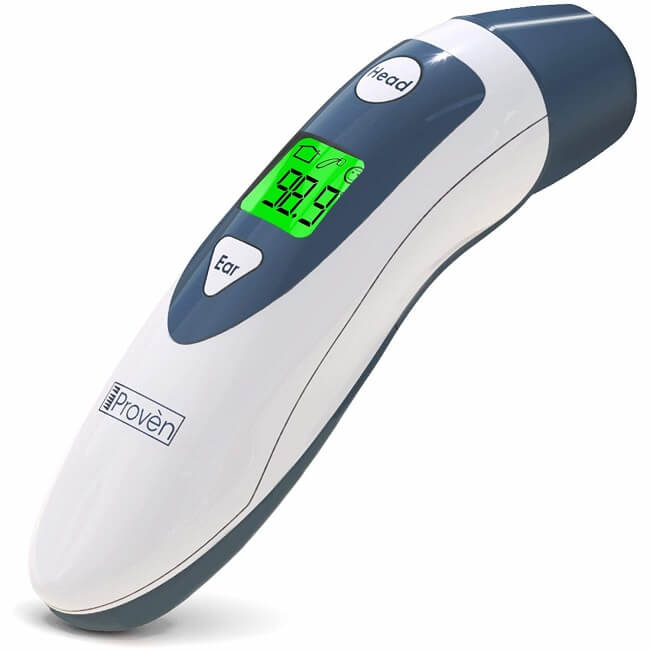 iproven smart body thermometer