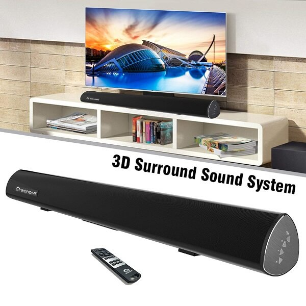 wohome cheap bluetooth soundbar