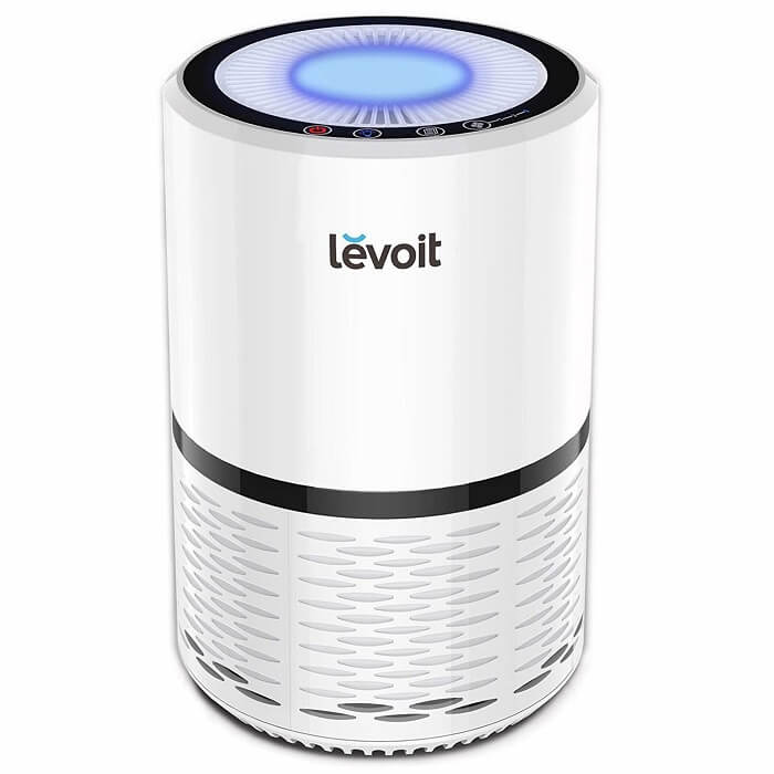 Levoit air cleaner for smoke