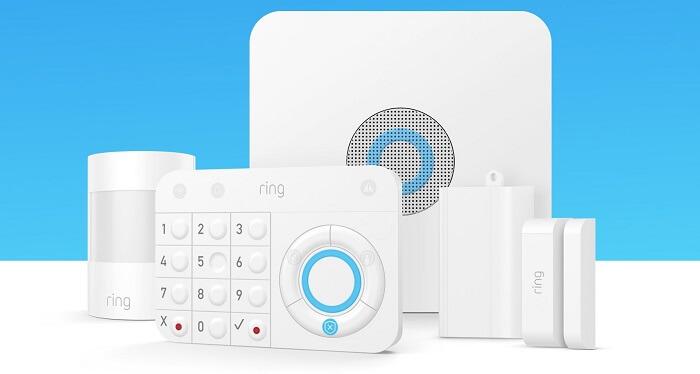 Ring smart home kit