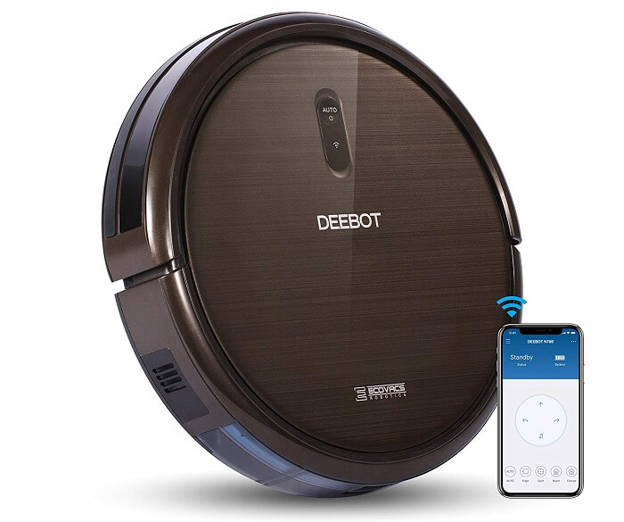 ecovacs automatic vacuum cleaner