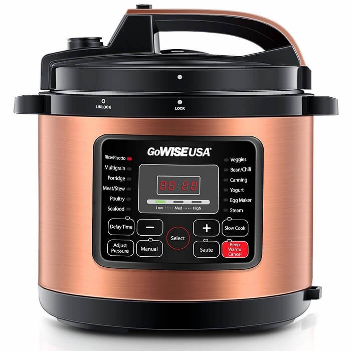 gowise smart pressure cooker