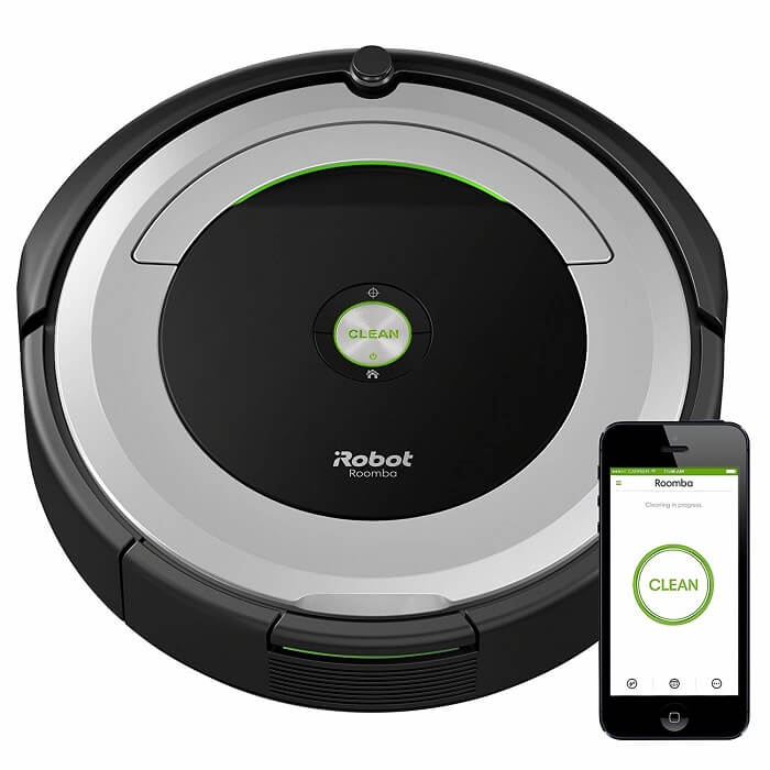 iRobot Roomba 690 automatic vacuum cleaner
