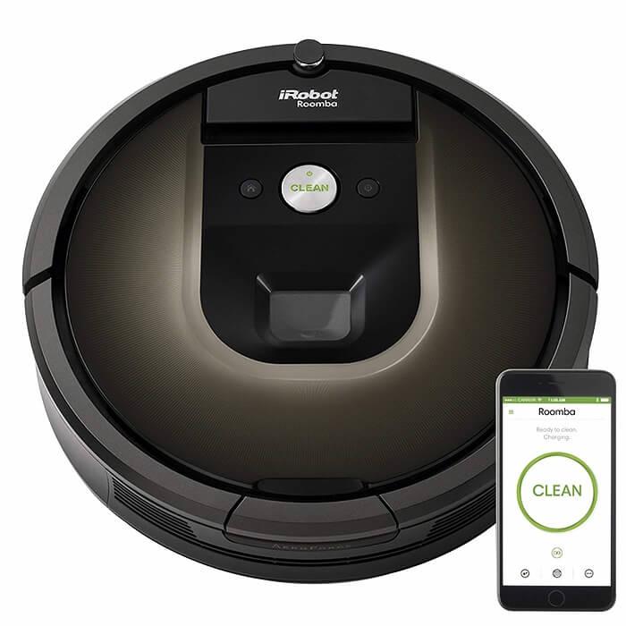 iRobot Roomba 980 automatic vacuum cleaner