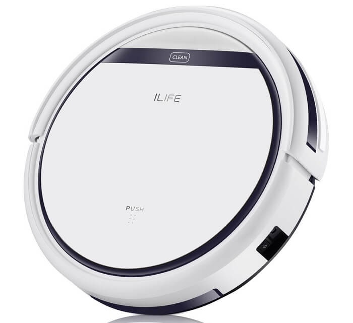 ilife automatic vacuum cleaner