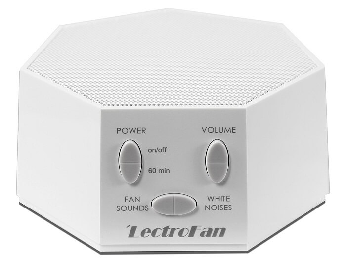 lectrofan white noise device