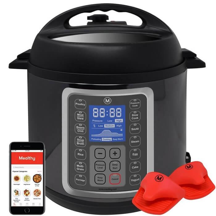 mealthy smart pressure cooker