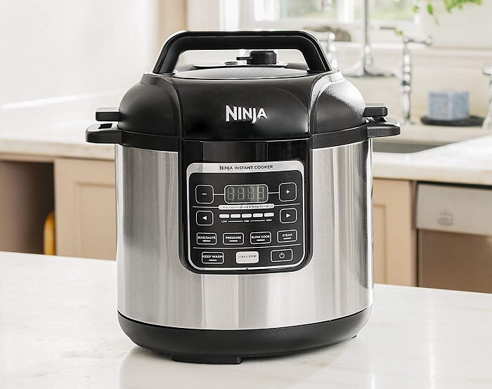 ninja smart pressure cooker