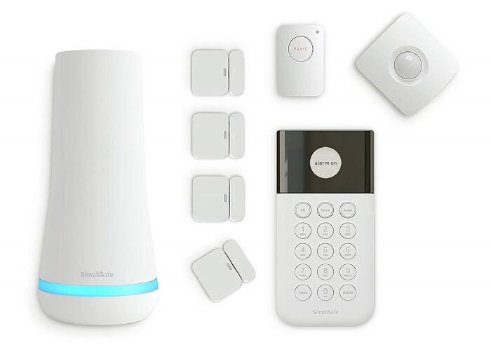 simplysafe smart home kit