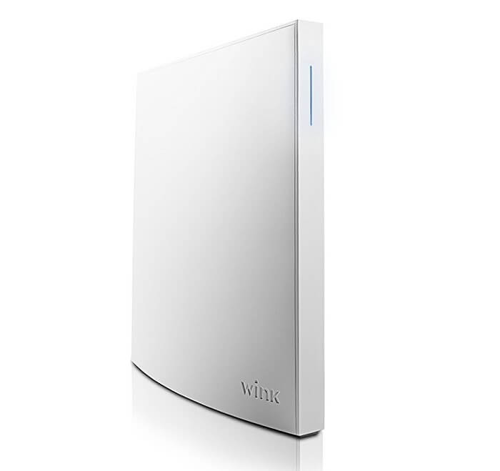 wink hub 2 home automation hub
