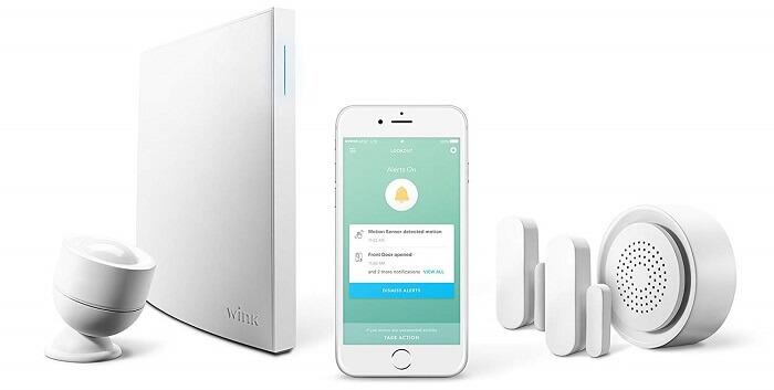 wink smart home kit