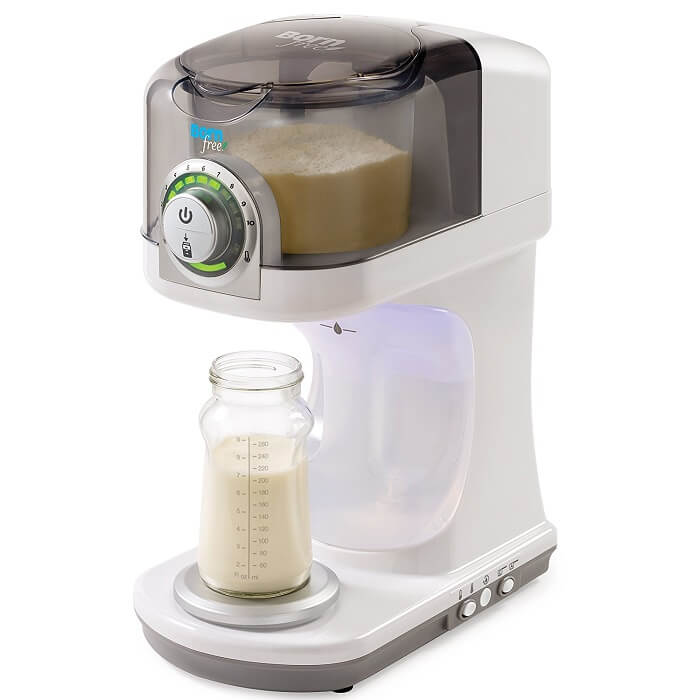 bottle genius baby formula maker