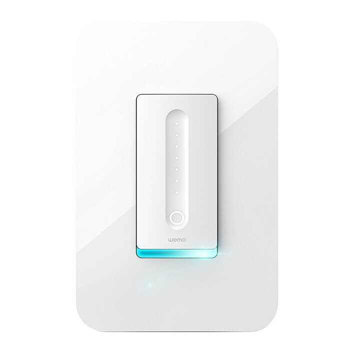wemo wifi dimmer switch