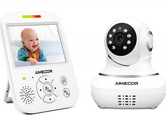 aimecor portable baby monitor