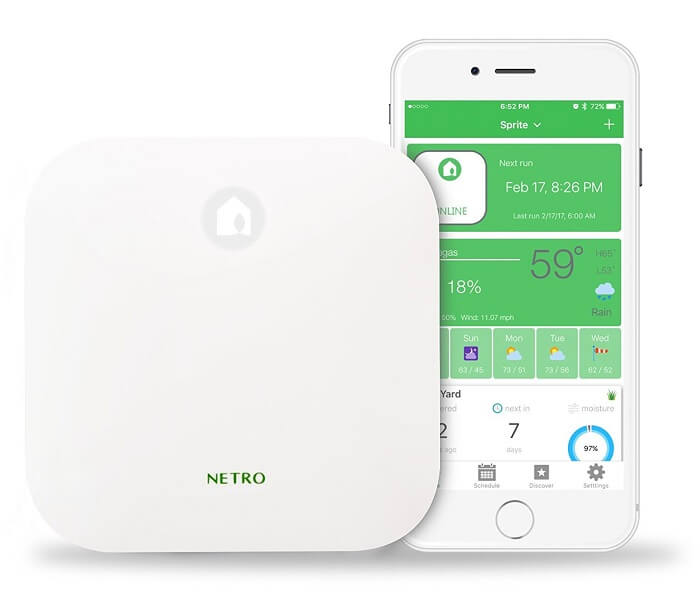 netro wireless sprinkler system