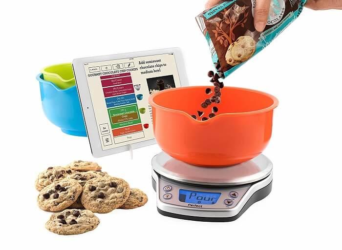 perfect bake pro smart kitchen scale