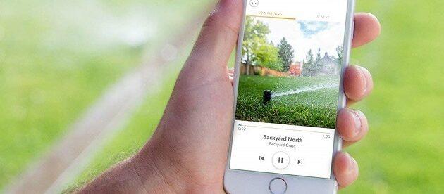 wireless sprinkler system
