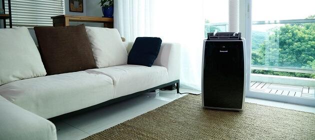 compact portable air conditioner