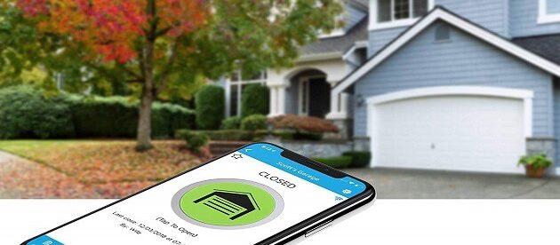 Top 5 Smart Garage Opener Controllers • Ensmartech