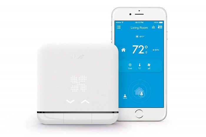 tado wireless air conditioner