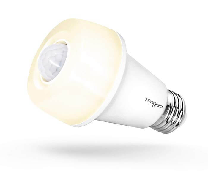 sengled 9,5w motion activated bulb