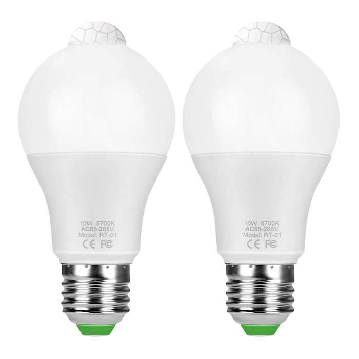 sunnest motion activated bulb