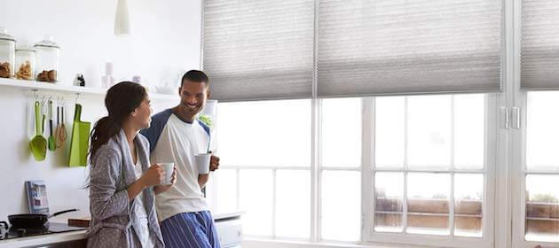 auto blinds opener