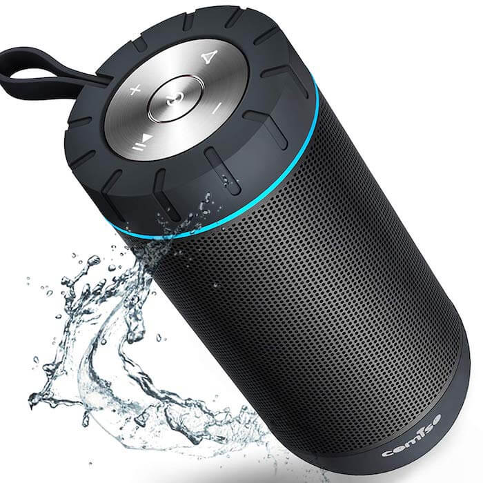 comiso all weather bluetooth speaker