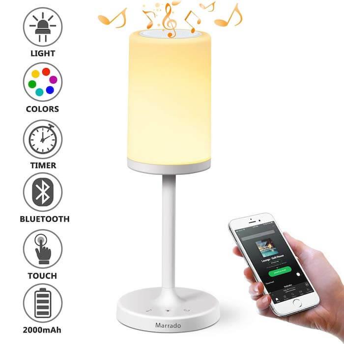 marrado smart table lamp