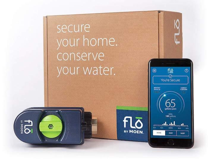 moen smart water controller